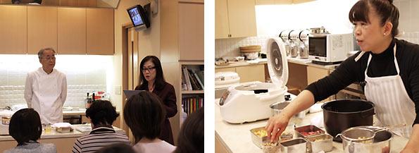 第10回シコアサロン「健康になるお料理教室」