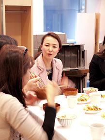第10回シコアサロン「健康になるお料理教室」のメニュー試食